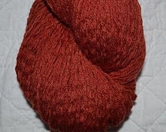Pure Merino Wool Sport Weight Reclaimed Yarn