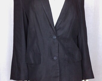 Vintage 90's Donna Karan Black Label Blazer