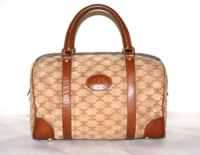 Popular items for celine handbag on Etsy