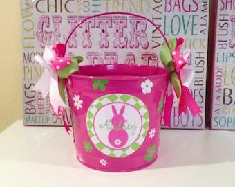Easter Bucket /Basket 10 quart