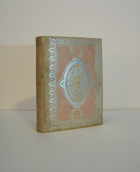 Lalla Rookh by Thomas Moore Small Antique Victorian Era Book from ...