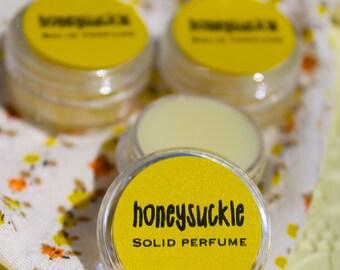 Honeysuckle Solid Perfume