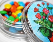 Mexican Wedding Favors Loteria Clear Giftbox Set of 10 - Destination Wedding Gifts Candy Boxes