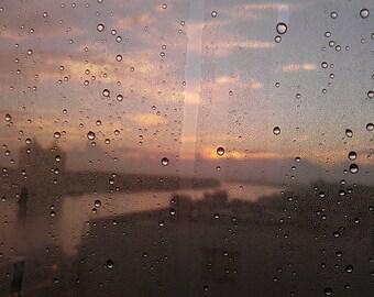 Sunrise in Savannah 8X10