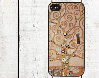 iphone 6 case Klimt Tree of Life iPhone Case- for iphone 4,4s & iPhone 5