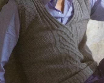 Luis Style Vest