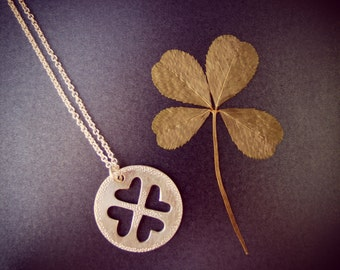 lucky-in-love necklace