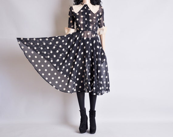 Black Glitter Polka Dot Mesh Dress Dress was delivered as expected and received as pictured. Beautiful dress! I am always pleased with the service and delivery of Pink Princess! By Natalie. Homewood, Illinois. January 4, Perfect for Christmas .