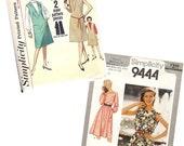 Vintage Sewing Pattern Simplicity Dresses 5536 OR 9444
