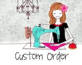 Custom Order # 2 for jslap0622