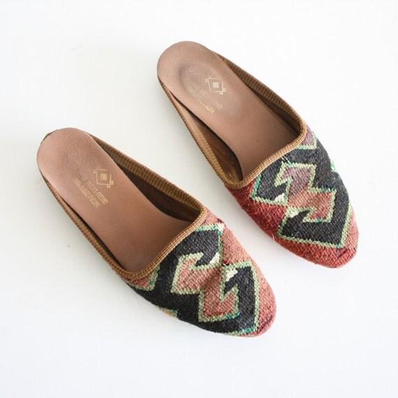 Womens Kilim Shoes