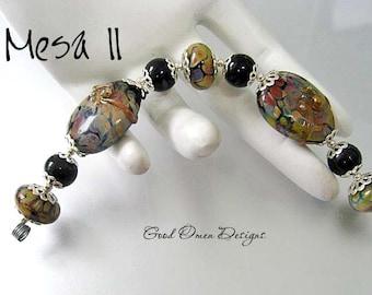 MESA II a bead set