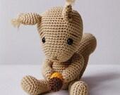 Amigurumi Pattern - Simon the Squirrel