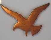 Solid copper Eagle finding