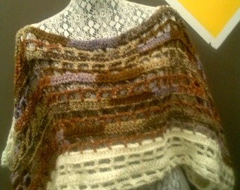 Two Tone Shrug Made to Order