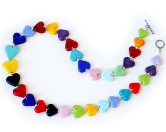 HEART FANCY  necklace
