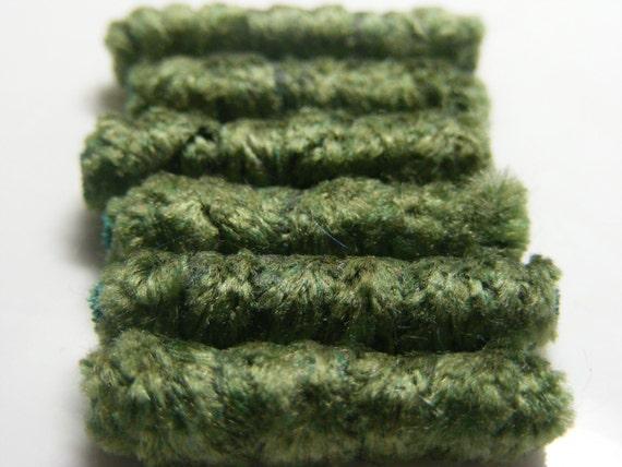 Textile Bead Set  Creative ills require fiber bead remedies.