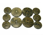 Vintage Composite Buttons...