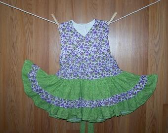 Adorable Toddler Summer Dress--Size 4T