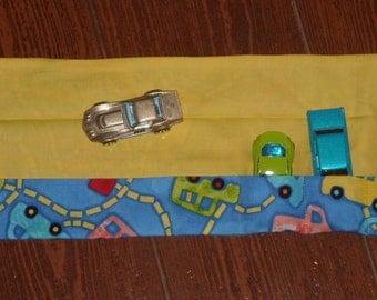 Sandbox vehicles car roll