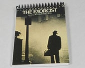The Exorcist Original VHS Cover Notepad