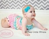 Baby Headband - Petite Chelsea Bow - Headband for Babies, Newborn Headband, Newborn Baby headband, Infant Headband, Headband