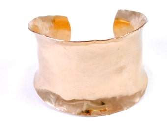 Gold Filled Cuff - Large