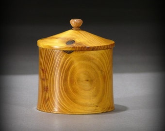 Wooden Keepsake Box, Osage Orange (BX130)