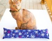 Snowflake Kickstick - Organic Catnip Toy