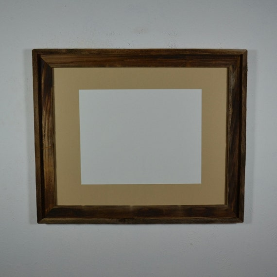 16x20 Frame With Mat For 11x14 11x17 12x16 Or 12x18 By