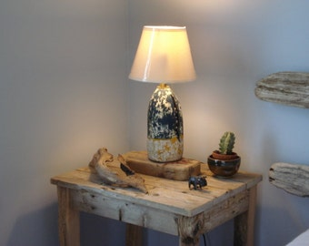 """Driftwood End Table  (24"""" X 20"""" X 30""""H) (custom request new picts soon)"""