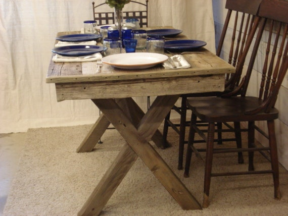 Dining room table driftwood 60 x 36 x 29 or for Dining room table 60 x 36