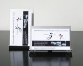 Modern Minimalist Business Card Holder