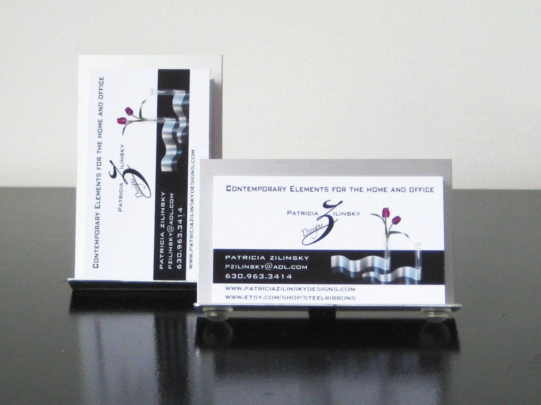 modern minimalist business card holder - 🔎zoom