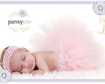 Light Pink Tutu Skirt Infant Girl Tutu Dresses Light Pink Tutu Dress 9 12 18 Month