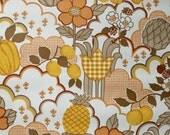 Seventies vintage wallpaper - 2 yards