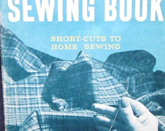 Vintage Butterick Sewing Book 1959