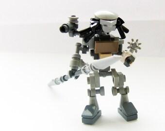 Predator, custom made LEGO figure