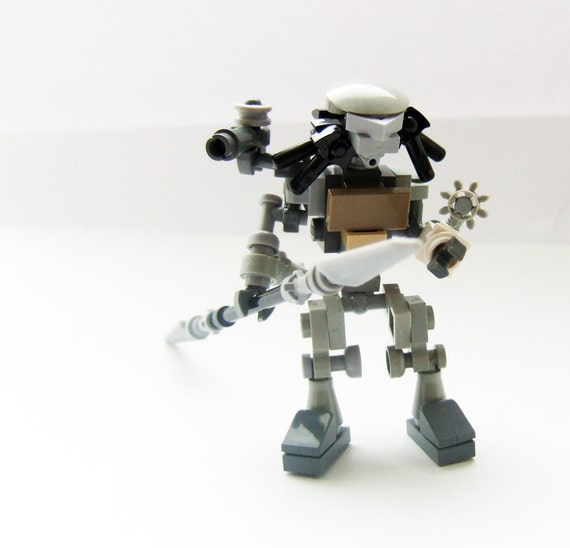 Predator Lego Movie Predator Custom Made Lego