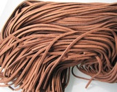 25 Meters suede leather lace / Cord - pick ur colour