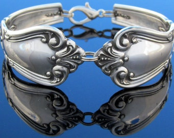 Silver Spoon Bracelet (All Sizes) 1956 Valley Rose