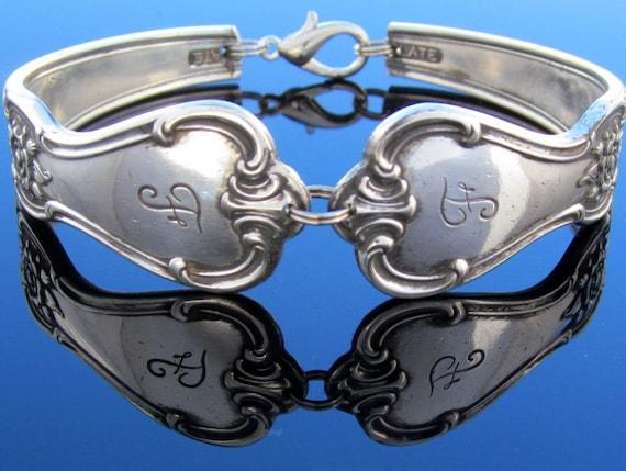 Spoon Bracelet (Medium) Signature With F Monogram