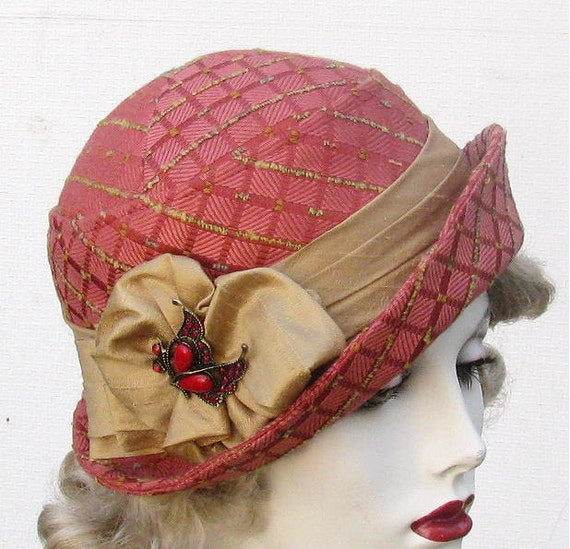 womens hat downton cloche hats for vintage