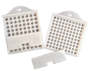 Bead Counting Boards - 7mm and 9mm holes (4.5-8.5mm beads) FREE shipping!