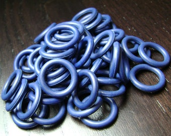 15mm Navy Blue O Rings...50ct.