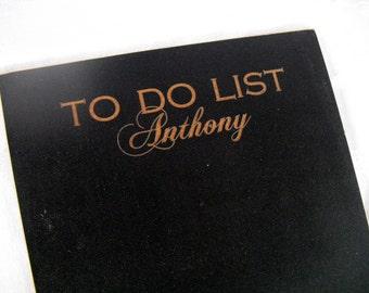 Personalized To Do List Chalkboard  - Item 1507
