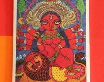 Durga MINI PRINT