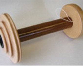 Louet Standard and High-Speed Bobbins for S10, S17, S45, Victoria, and Julia Spinning Wheels,