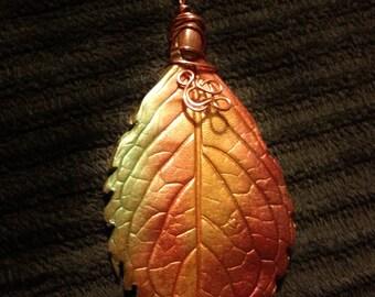 enchanted leaf