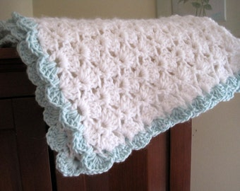 Crochet Baby Blanket Patterns Popcorn Stitch : CROCHET STROLLER BLANKET SIZE ? Only New Crochet Patterns